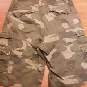 OP Camo Cargo Shorts 34